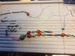 トルコのネックレス修理