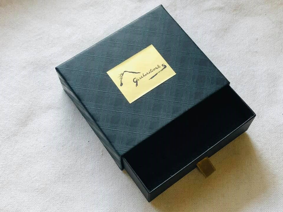 ジュエリーオリジナルボックス