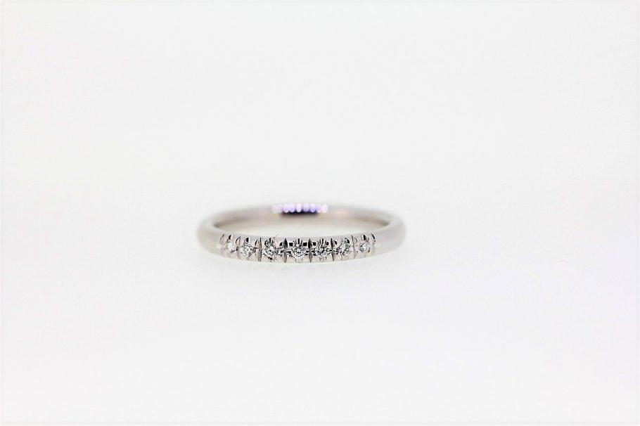 メレダイヤSV指輪